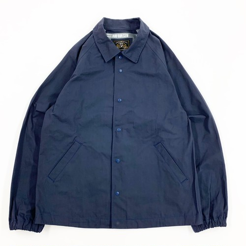RES/COACH JACKET_SBN_NAVY.
