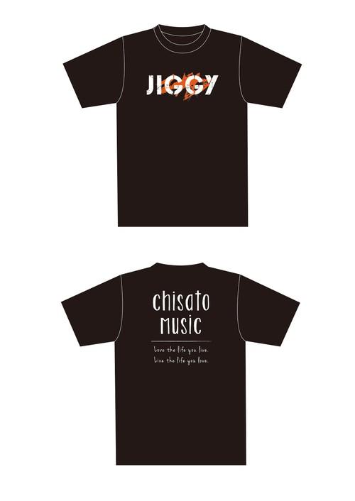 JIGGY Tシャツ(XXL)