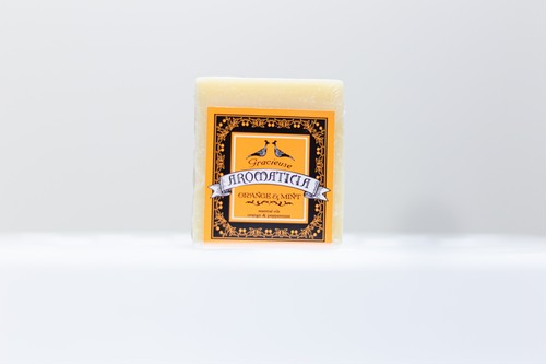 White Honey Soap(オレンジ&ミントの香り)