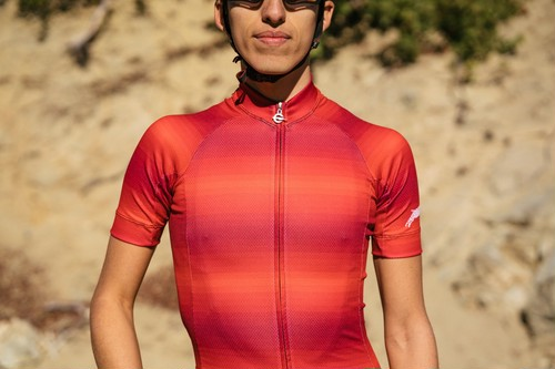 TEAM DREAM BICYCLING TEAM / Blanket Fade Jersey
