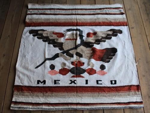 メキシカンラグ 【Fj0910】
