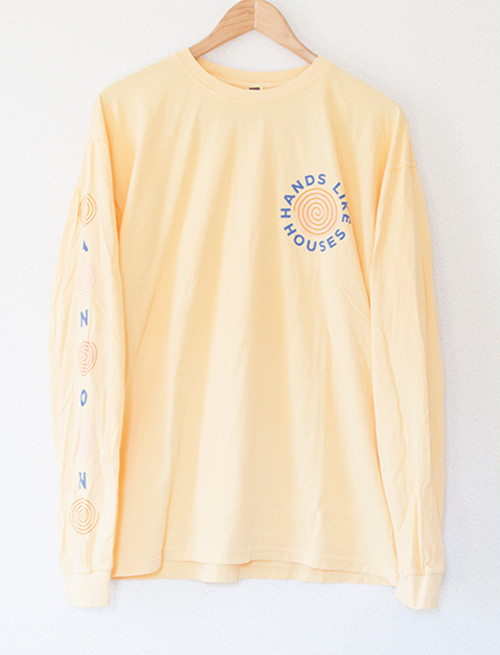【HANDS LIKE HOUSES】Spiral Long Sleeve (Blonde)