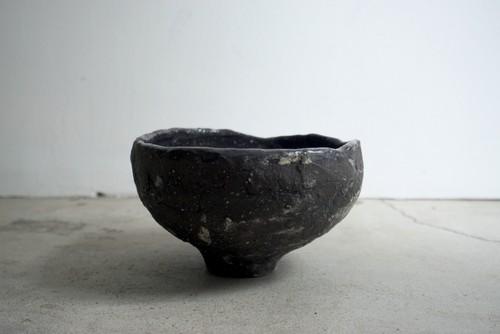 福森 泉 深鉢 碗 黒