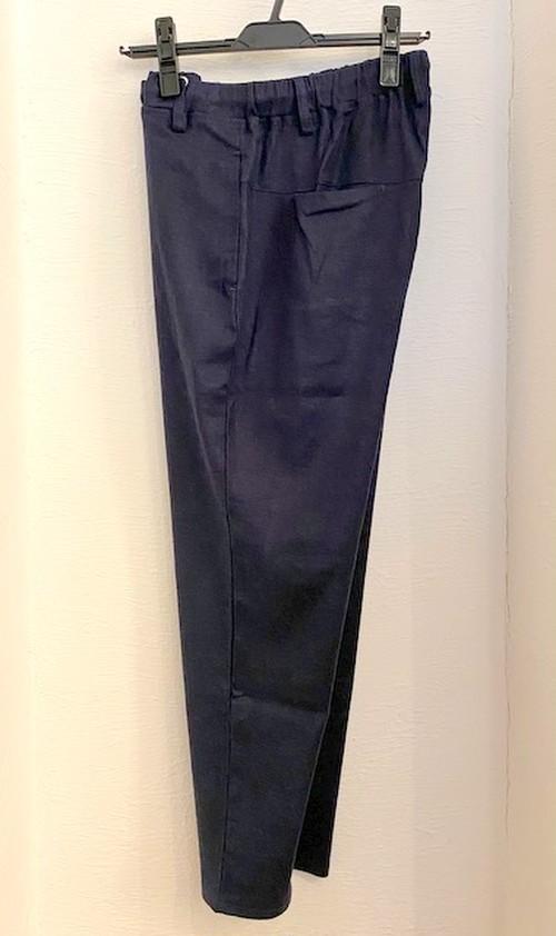 Rayon & Linen Pants Navy