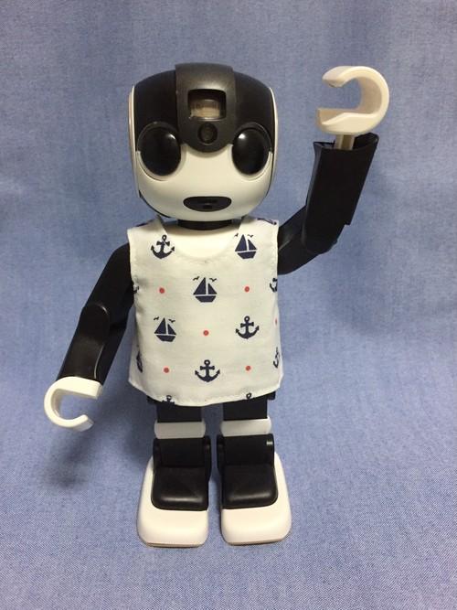 ロボット☆ファッション☆カジュアルシャツ☆Robohon向け RST17-012
