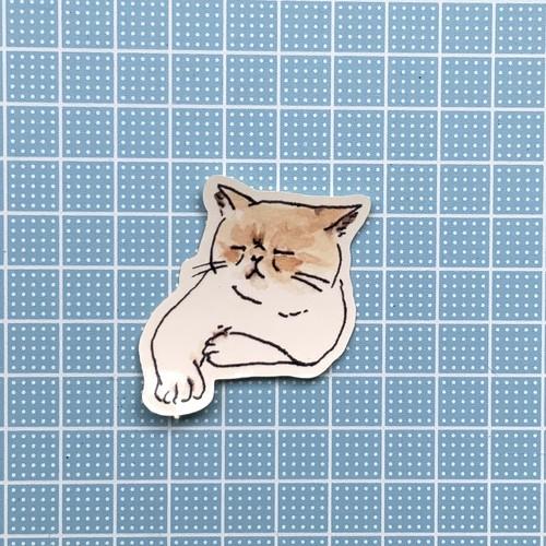 【S05】ステッカー(calendarcat)