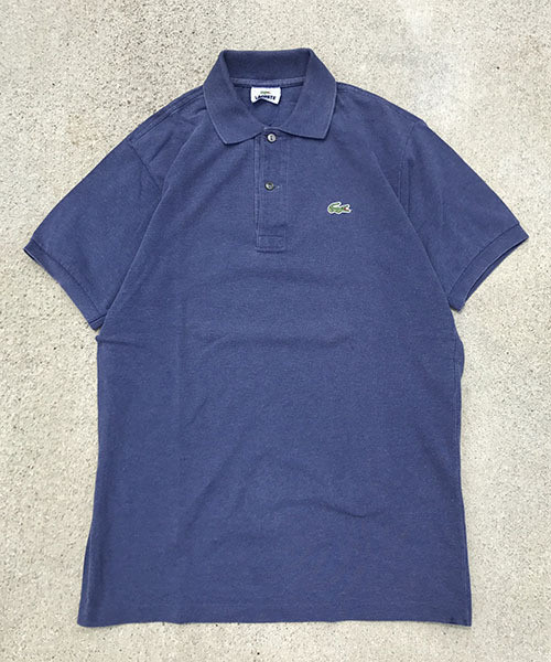 French LACOSTE POLO (UT-841)