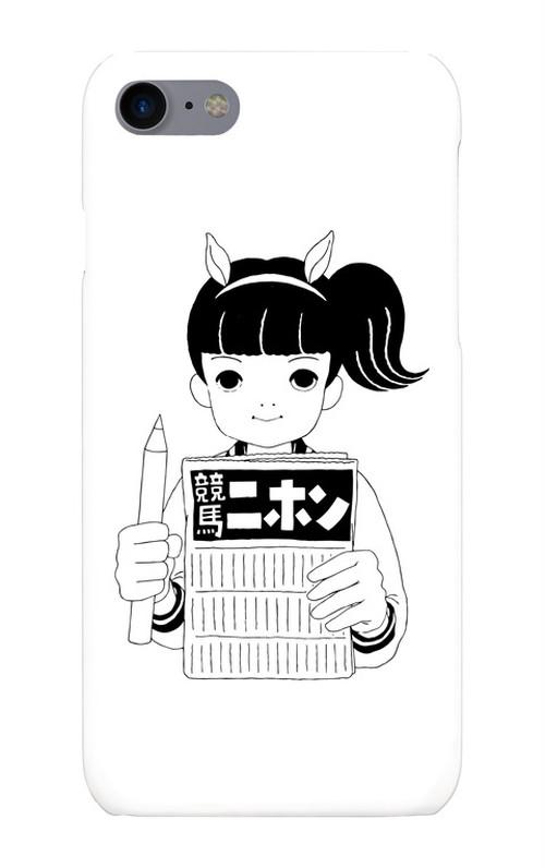 鉛筆ニホちゃん iPhone7/8ケース