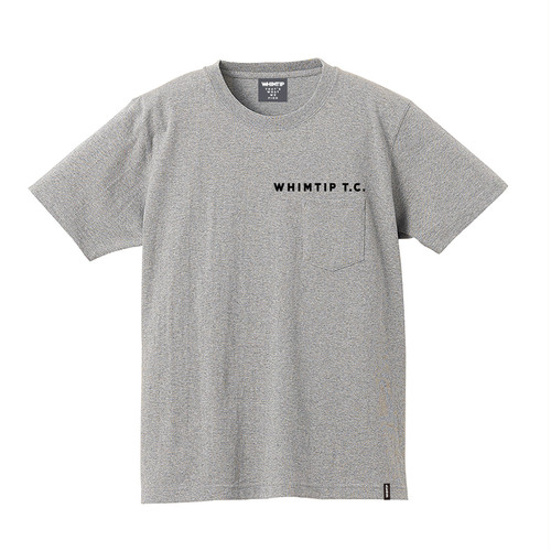 WHIMTIP T.C. T-shirt gry
