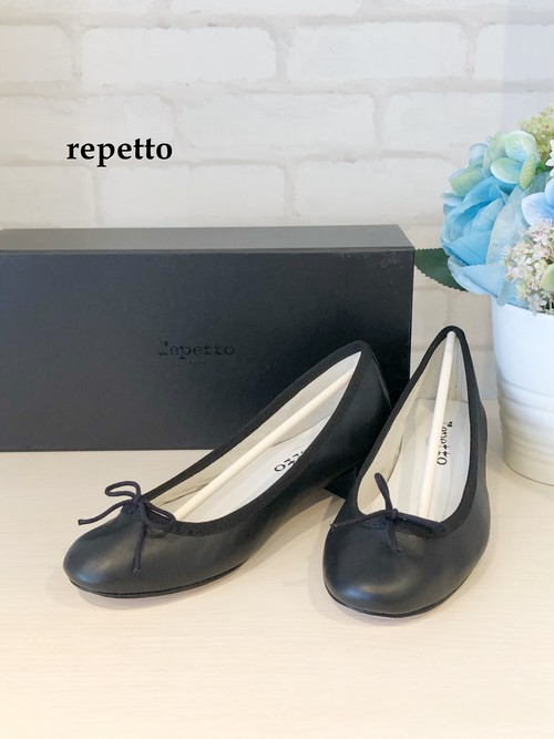 repetto(レペット)/Camilleパンプス/50511(BK)