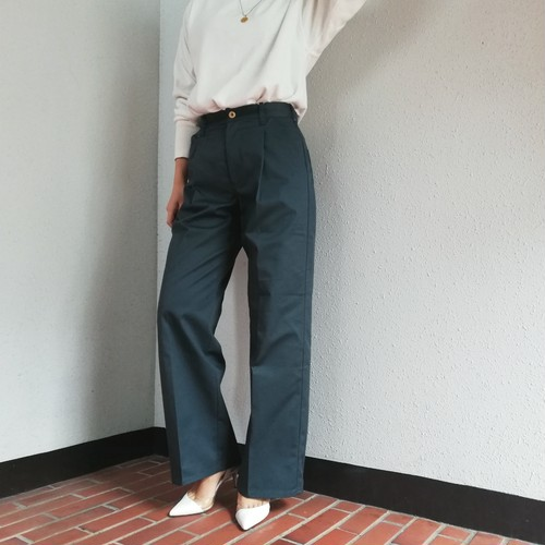 UNIVERSAL OVERALL(WIDE PANTS)