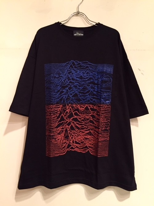 """【18015】WIDE SILHOUETTE S/S POCKET Tee """"TYPE A"""""""