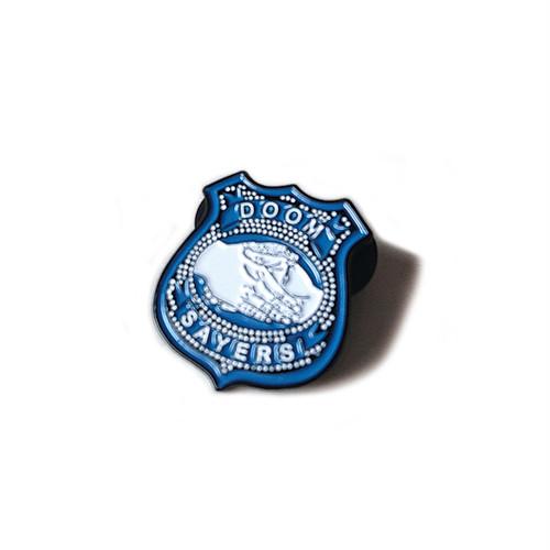 DOOM SAYERS - CORP COP PIN