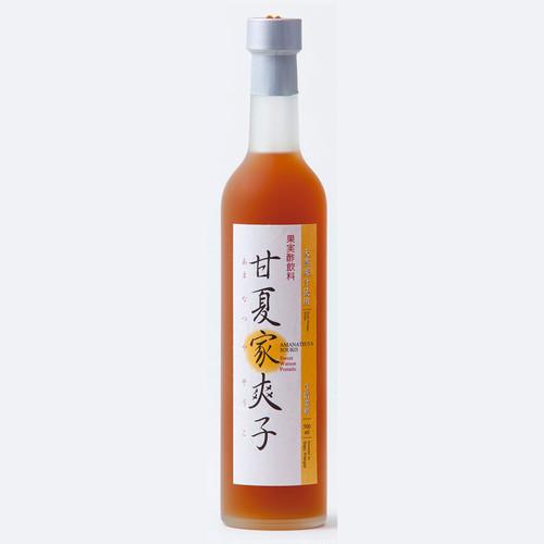 果実家の人々シリーズ 500ml甘夏家爽子(あまなつやそうこ)