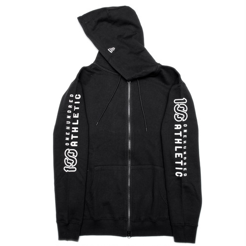 NEW ERA® x 100A SWEAT FULLZIP HOODIE