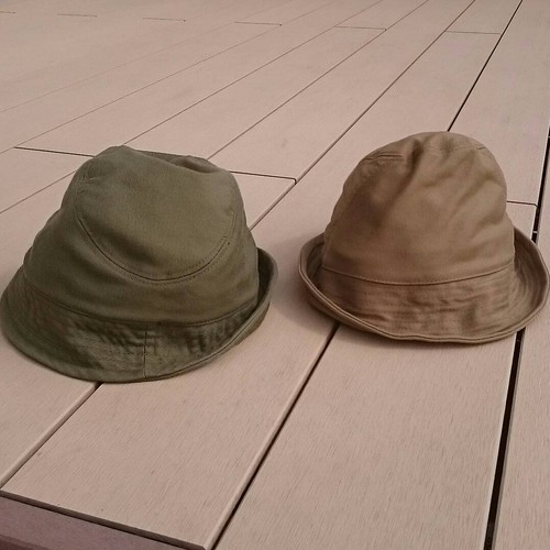 HIGHER・CORDLANE STUMP HAT