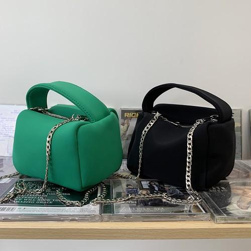 スキューバ―マテスクエアバッグ(Green,Black) 80