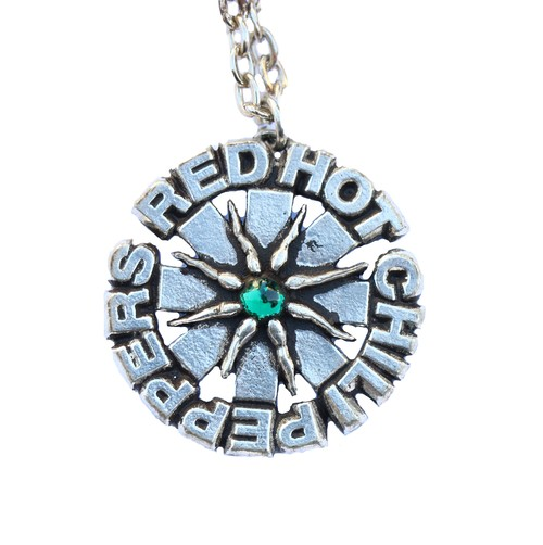 RedHotChiliPeppers 90s LogoNecklace(DeadStock)