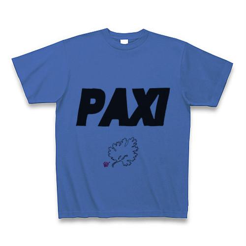 Tシャツ「PAXI〜パクチー」サムライブルー
