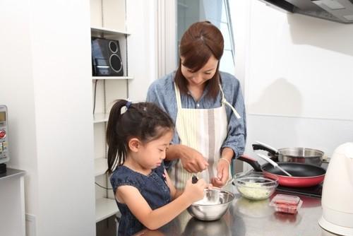 【親子】料理の家庭教師(オンライン) 限定5組