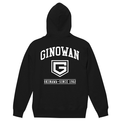 GINOWAN CITY PULL OVER PARKA