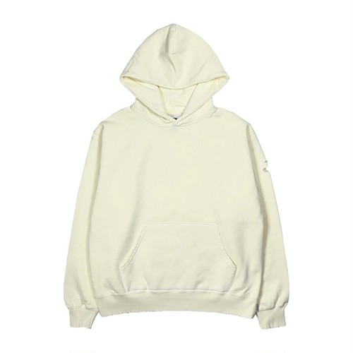 MFC STORE PIGMENT DAMAGE HOODED / IVORY