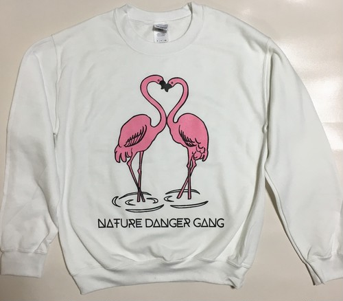NDG - Flamingo Crewneck Sweatshirt