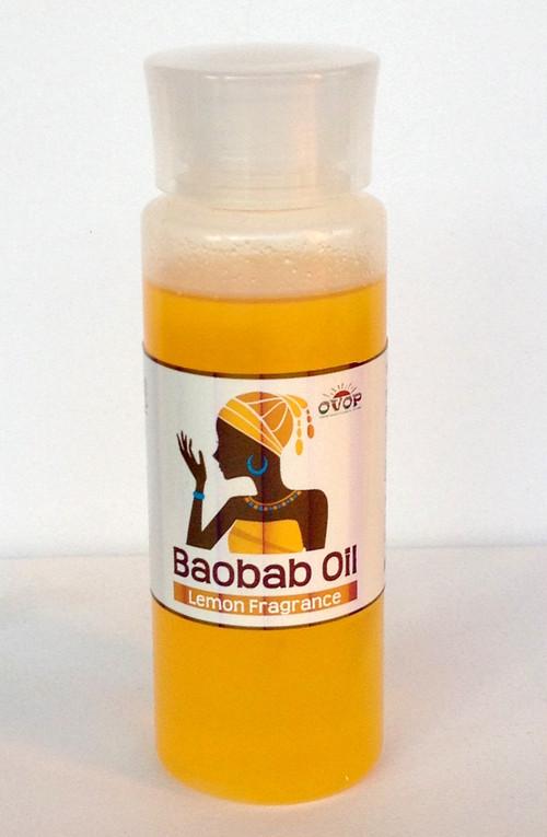 BAOBAB OIL / バオバブオイル 【低温圧搾】 お試しサンプル (100ml)  【送料無料♪】
