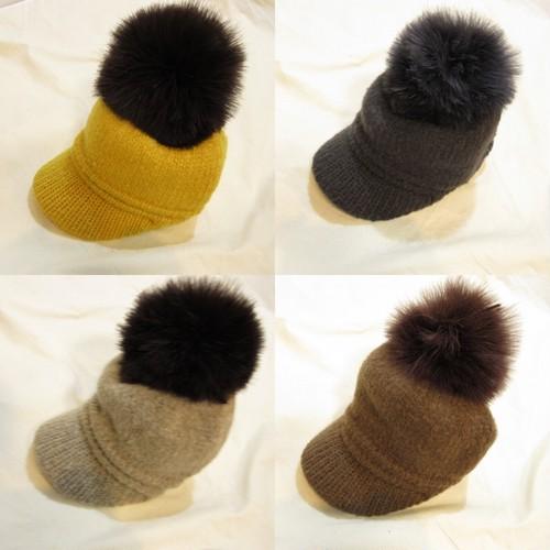 韓国キッズニット帽