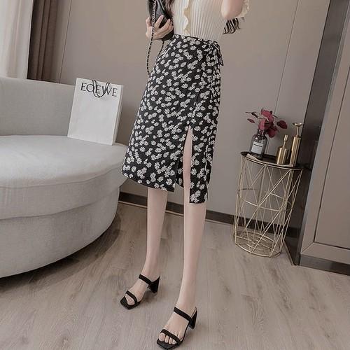 slid marguerite skirt 2color