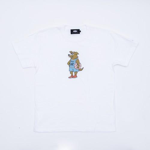 CRATE PONKUN T-Shirts 2 WHITE