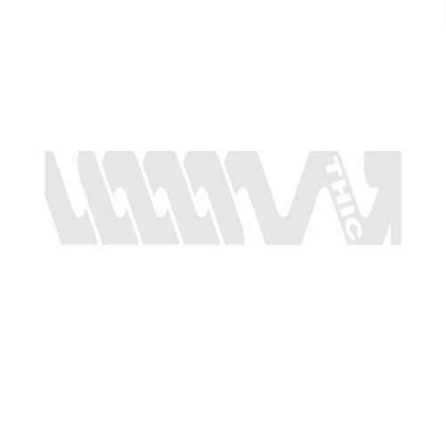 THIC STICKER カッティングステッカー(STK-006-WHITE) [150mm]