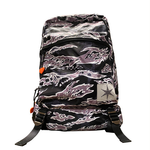 NIGHT CLUB Shoulder Bag TIGER STRIPE CAMO