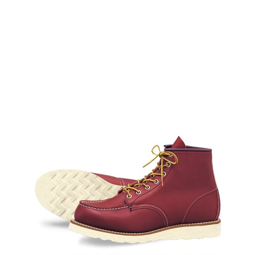 "RED WING 6"" CLASSIC MOC / STYLE NO. 8875"