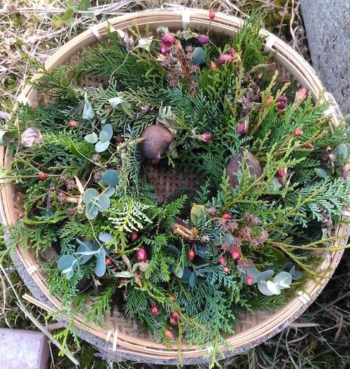 mountain wreath  itoshiimono