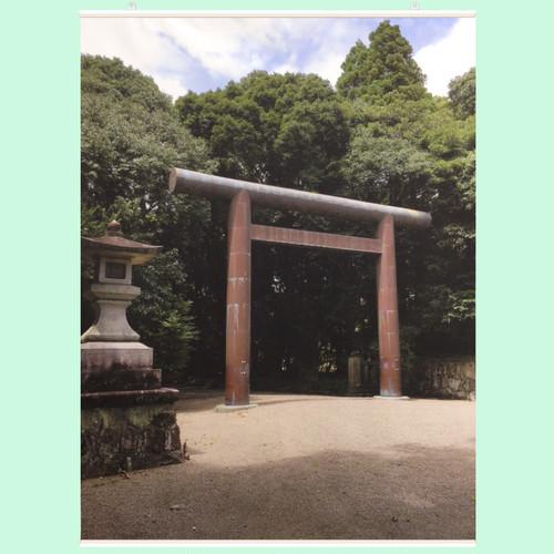 神社 【ハンガー付き】
