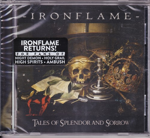IRONFLAME 『Tales of Splendor and Sorrow』