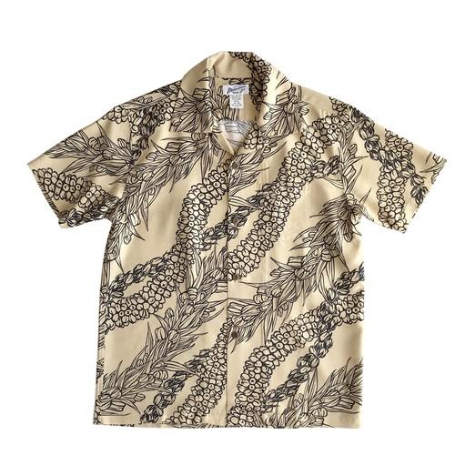 Mountain レディース&ボーイズ アロハシャツ /  Lei aloha