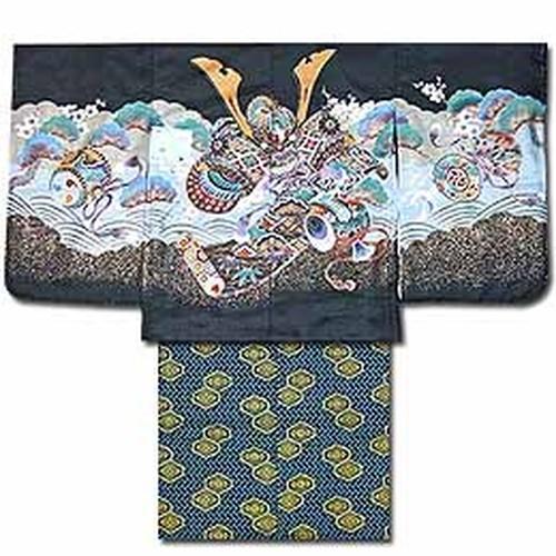 羽織・袴セット 7-613お仕立て上り品