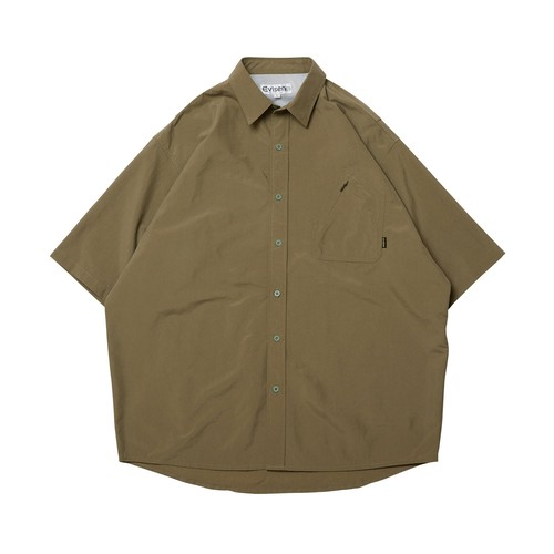 EVISEN SIDEWAYS EIGHT SHIRT OLIVE
