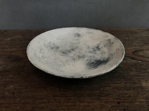 白化粧 6寸鉢