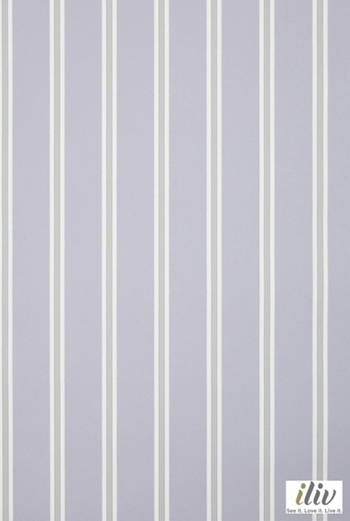 iliv Wallcovering Collection 「BlazerStripe Lavender」