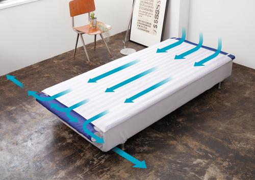 IoT空調ベッド™風眠X(ePlug付き)