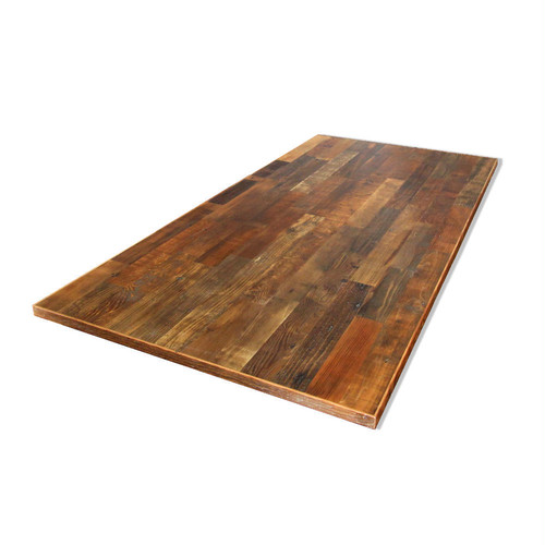 <In Stock>  Reclaimed Table Top -Simple Top- 900x1800