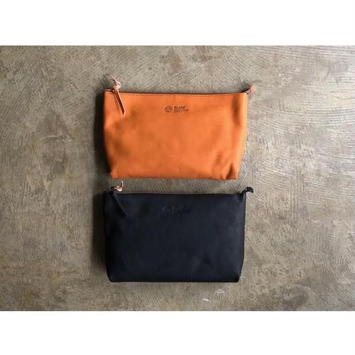 SLOW スロウ 『rubono』 Leather Pouch L Size