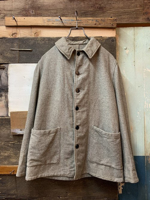 1910's us army wool work jacket