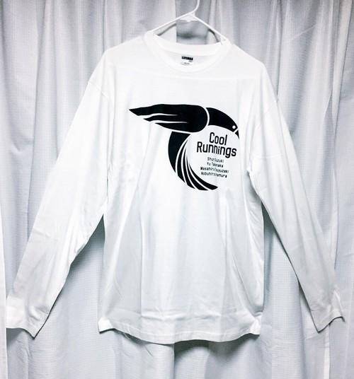 クルランロゴロングTシャツ