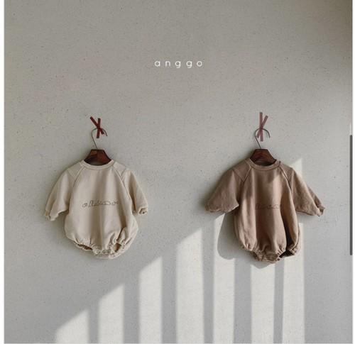 【先行予約】anggo bebe dino suit