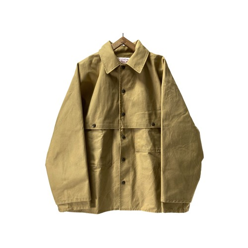 "[MINT] OLD ""FILSON"" DOUBLE TIN CLOTH JKT"