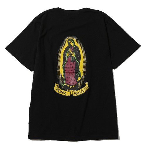 MARIA BIG SILHOUTTE TEE - COLOR (BLACK) / RUDE GALLERY